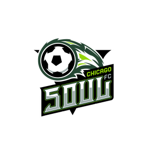 Chicago Soul FC Logo (High Resolution)